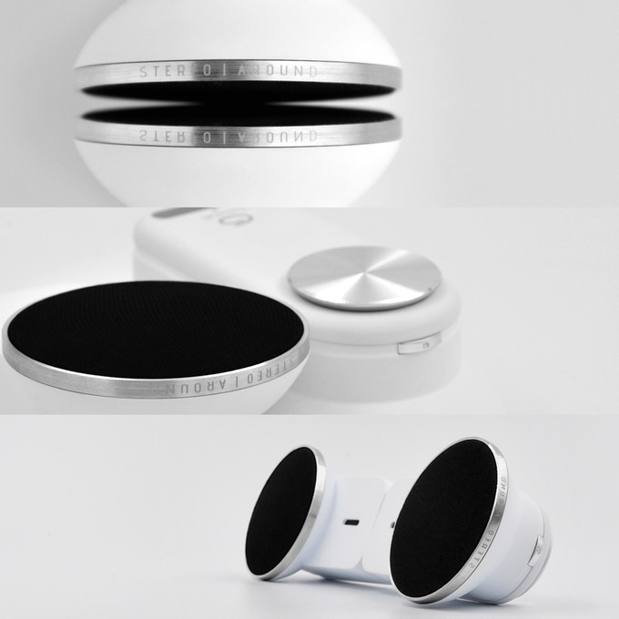 Gemini Bluetooth speaker