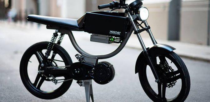 Monday Motorbikes M1 e-bike