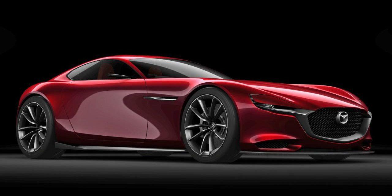 Mazda RX Vision E concept auto