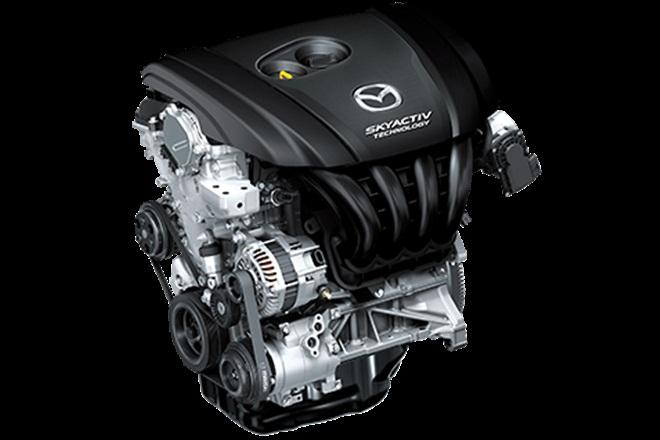 Mazda SkyActiv-G motor