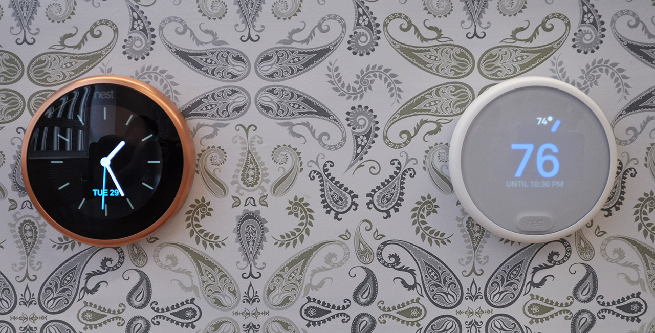 Nest E thermostaat