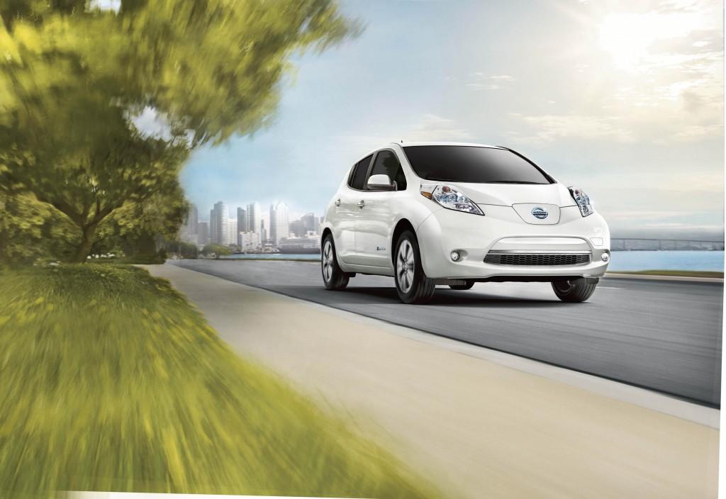 Elektrische Nissans Ronken Niet Maar Maken Toch Een Bijzonder