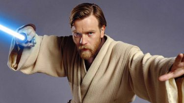 Star Wars Ewan McGregor