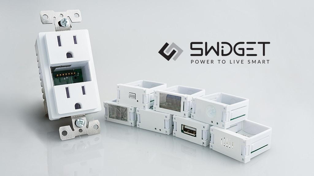 Swidget stopcontact