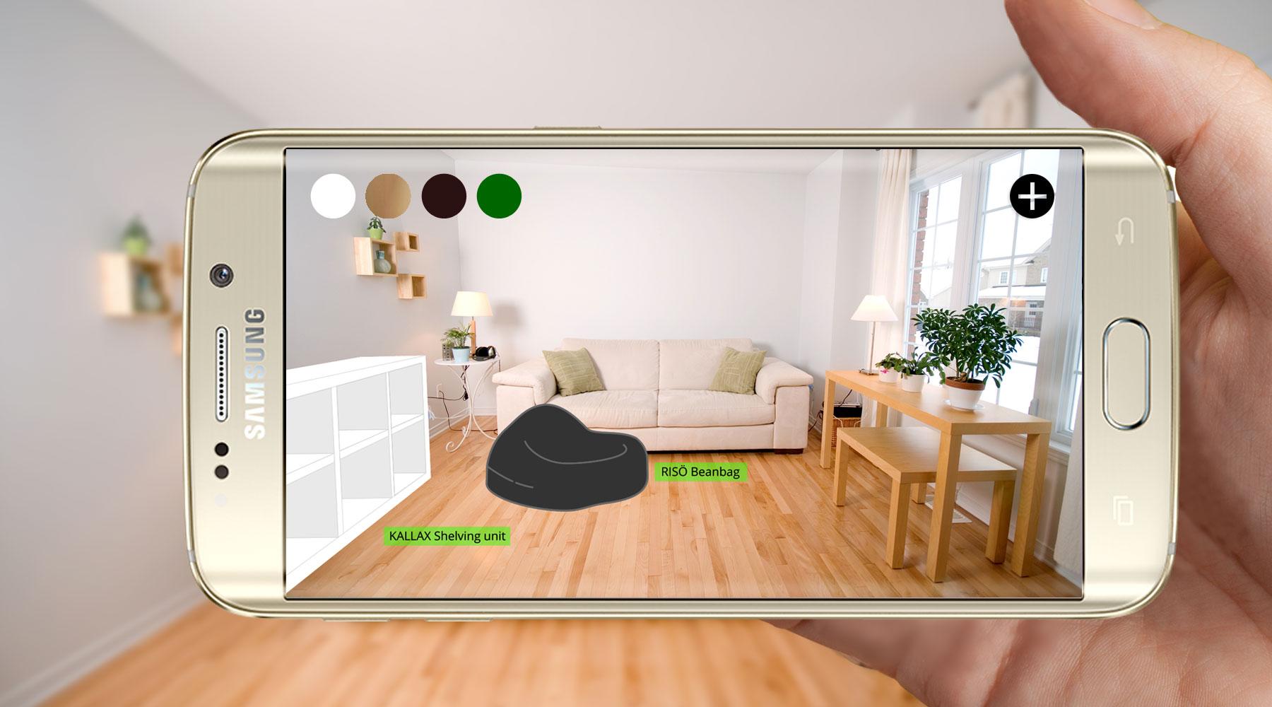 Nu beschikbaar: met deze iOS-app van Ikea heb je geen ...