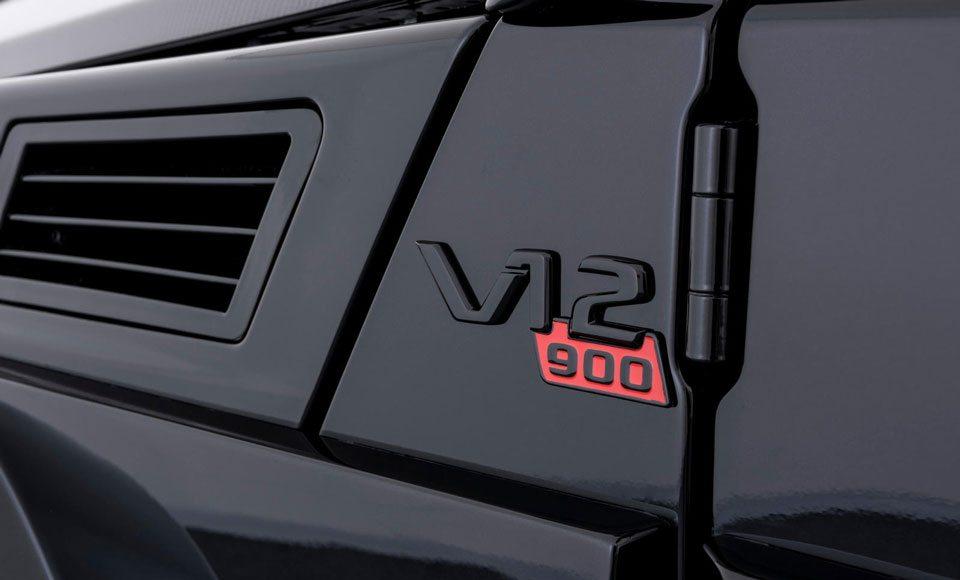 Brabus 900: Mercedes-Benz G-klasse