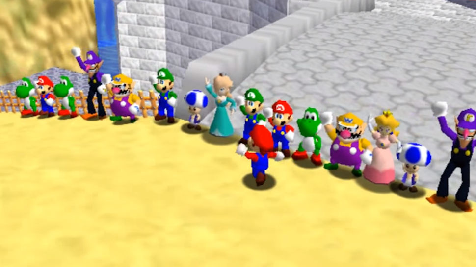mario party ds how to play multiplayer