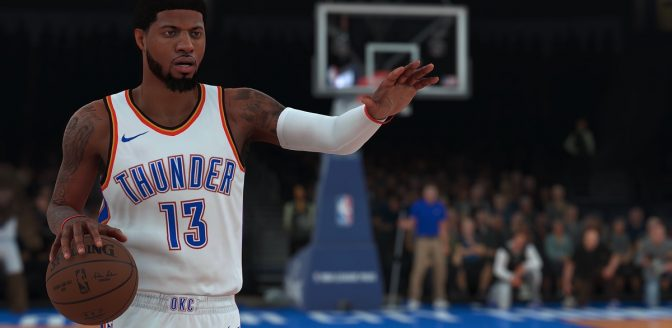 NBA 2K18 screenshots 17