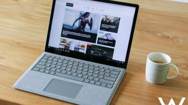 Microsoft Surface Laptop review design