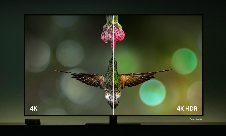 Apple TV 4k beelden
