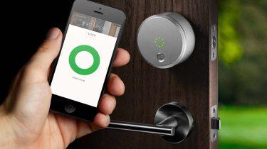 August Smart Lock Pro slim slot