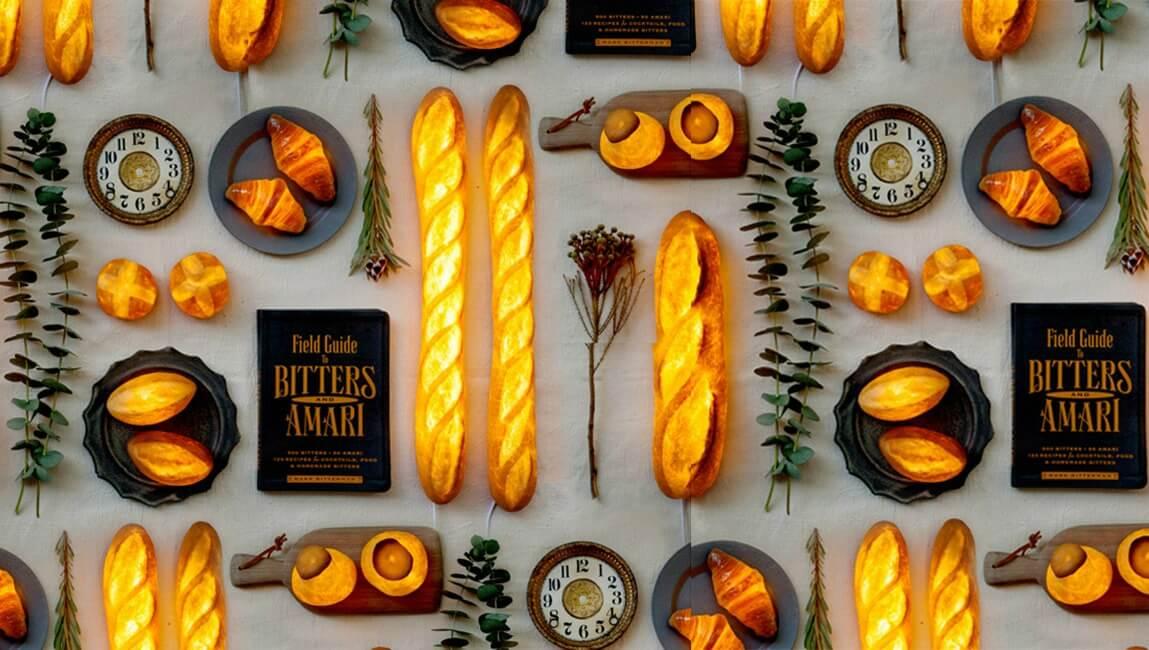 brood lampen