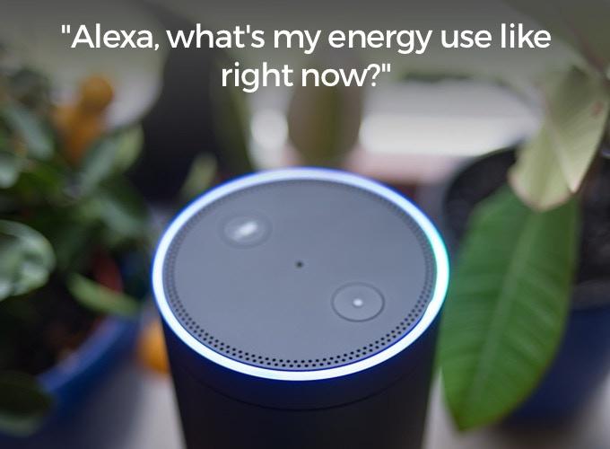 Glow met Alexa