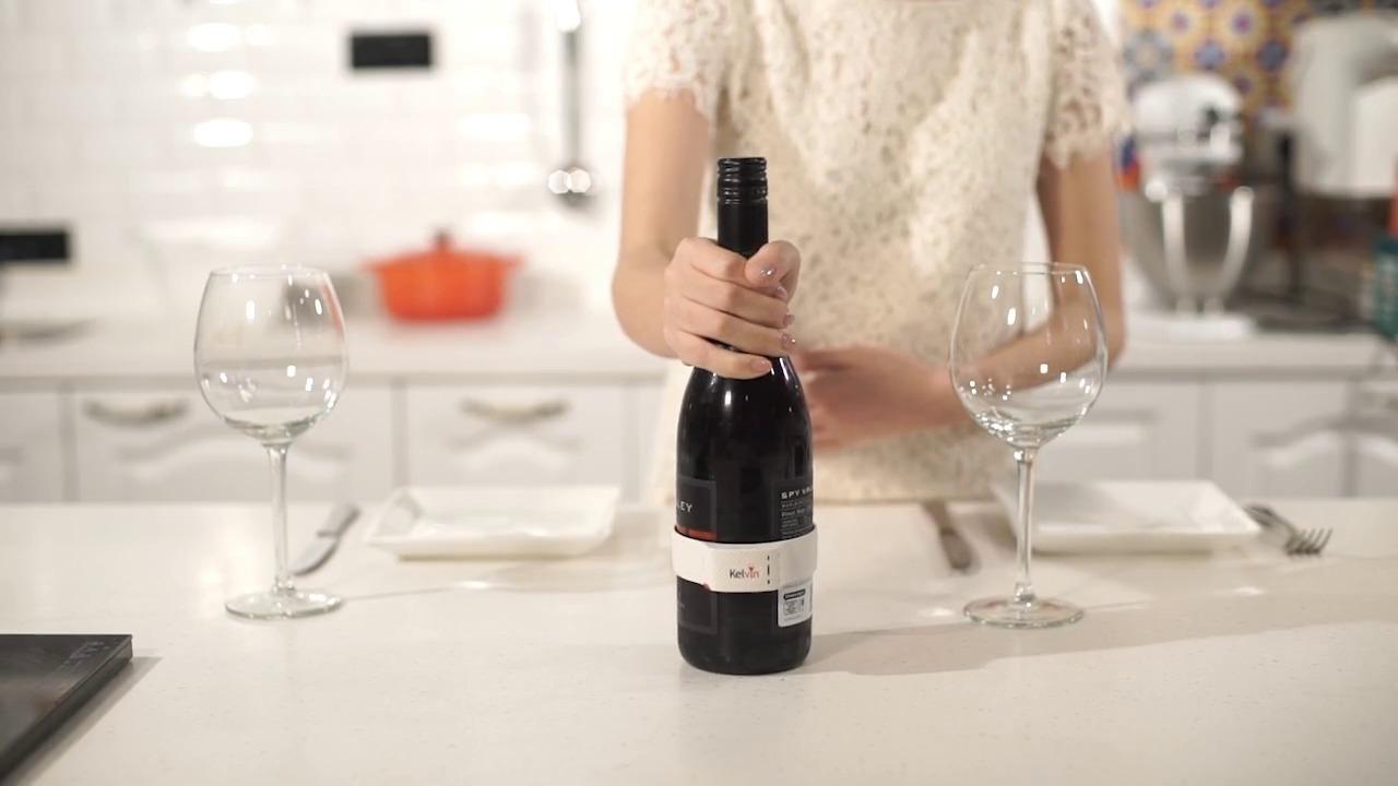moet witte wijn in de koelkast