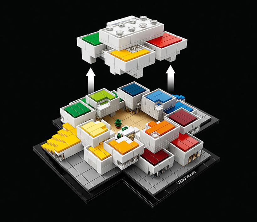 Lego House Lego Experience Center