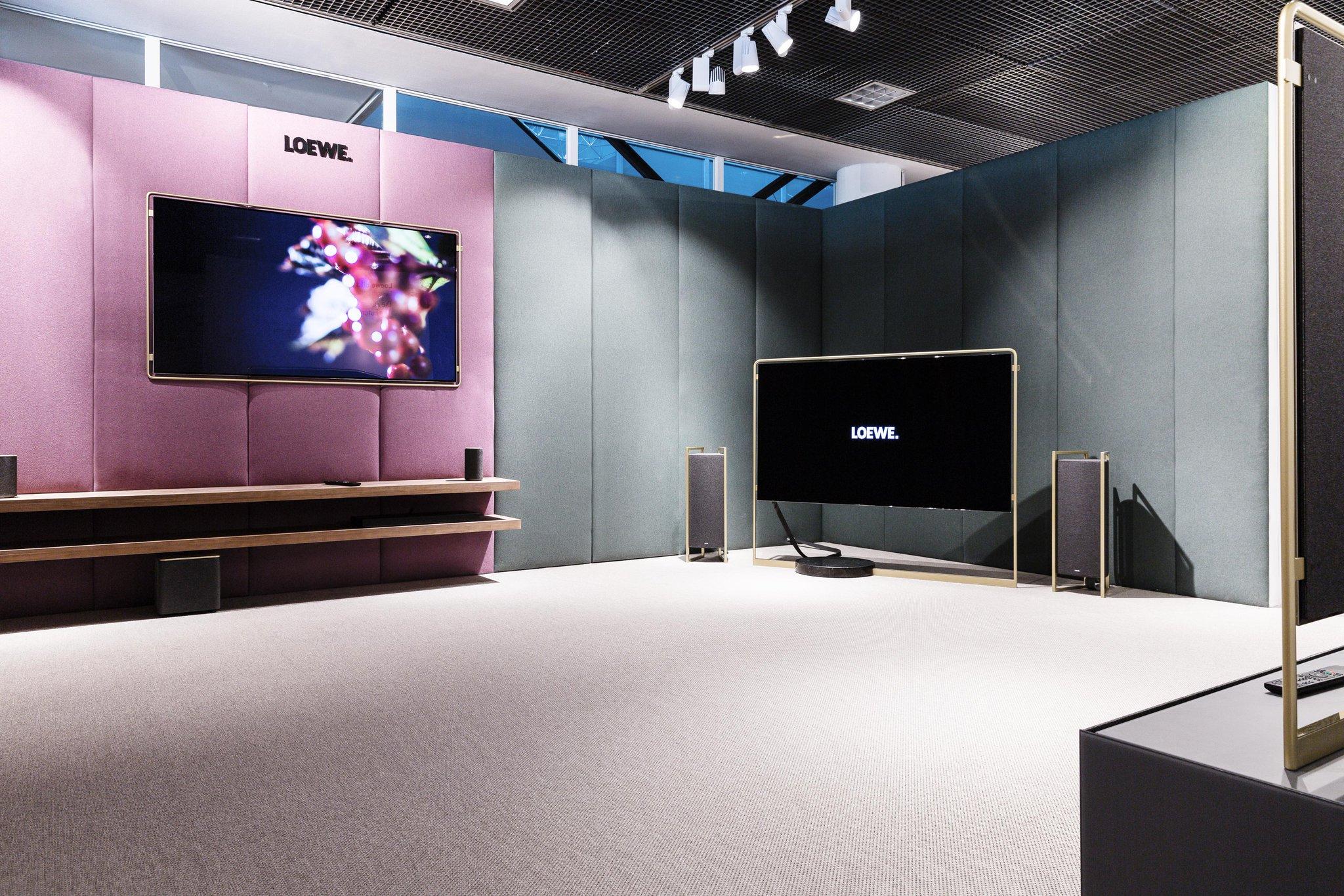 Loewe Bild X televisie