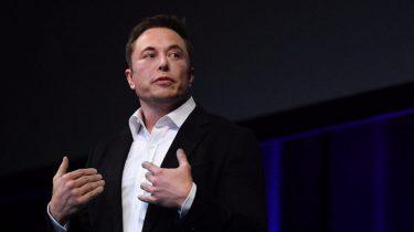 Elon Musk Mark