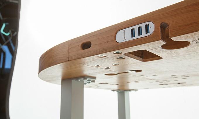Modulus modulair bureau