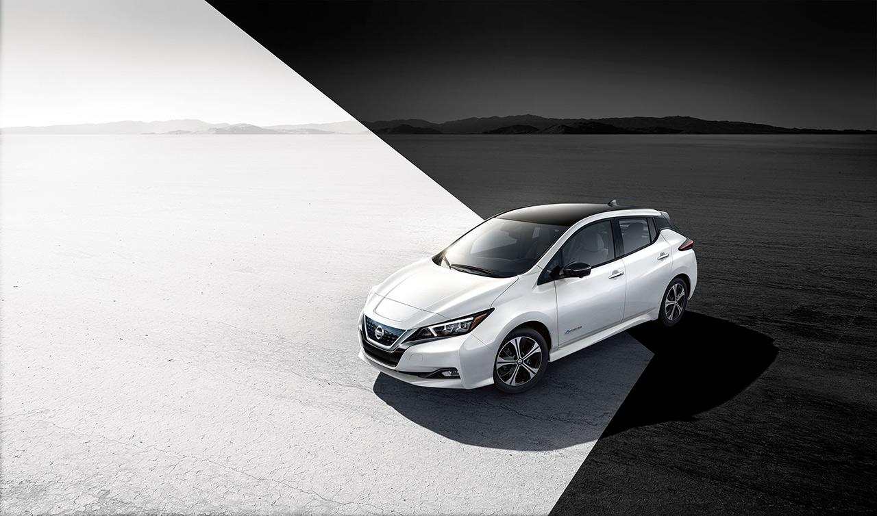 Nieuwe Nissan Leaf Goedkoper Dan Tesla Model 3 En Extra Slim Want