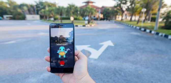 Pokemon Go Niantic Labs Google
