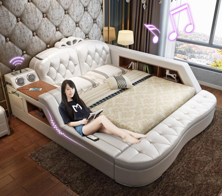 The Ultimate Bed