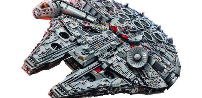 Lego Star Wars Ultimate Collectors Millennium Falcon