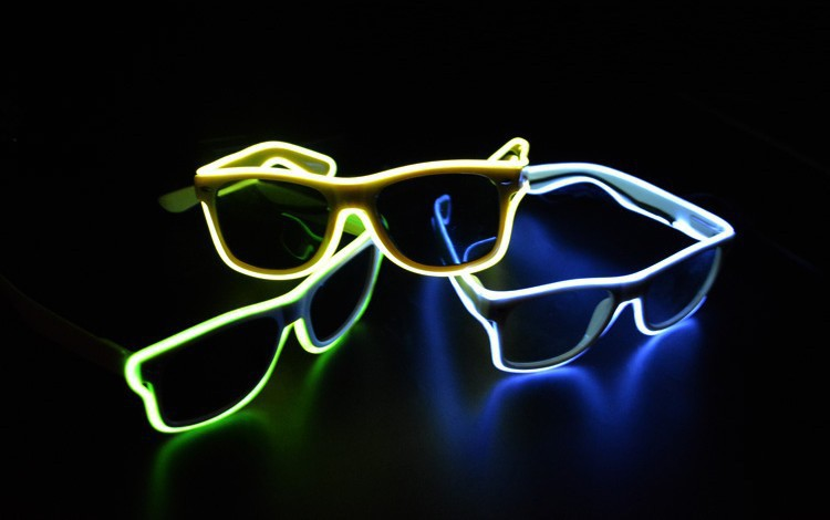 LED-bril