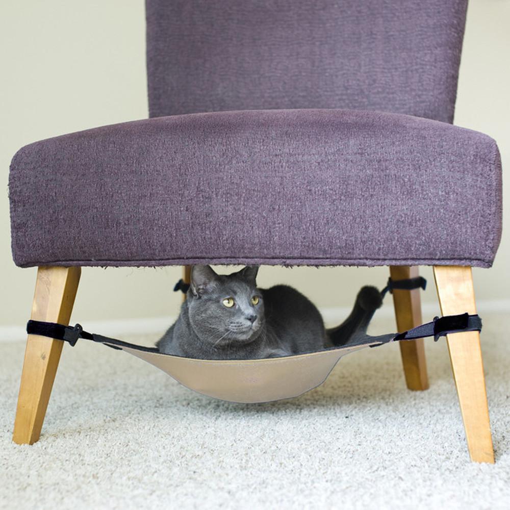 Kat hangmat stoel