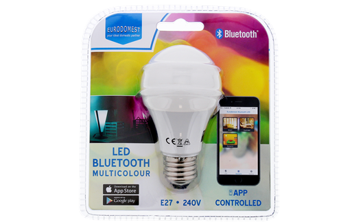 geeek wifi rgbw 9w led lamp with remote control app and je hue lampen kunnen met nieuwe app. Black Bedroom Furniture Sets. Home Design Ideas