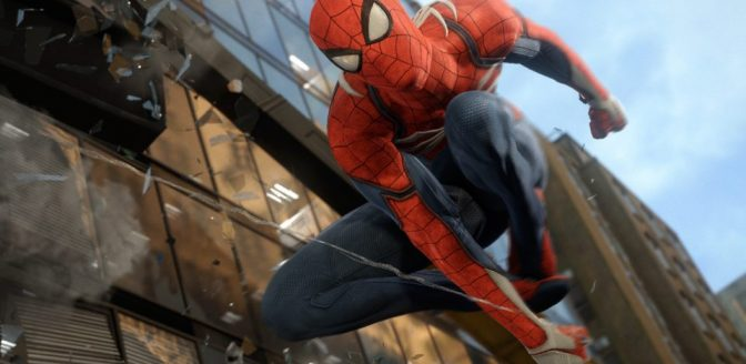 Spider-Man Screenshots 3