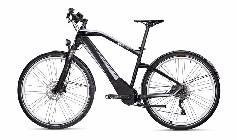 BMW Hybrid Active e-bike