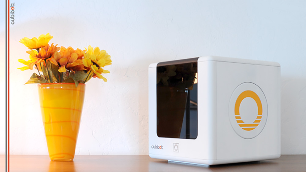 Cubibot 3D-printer