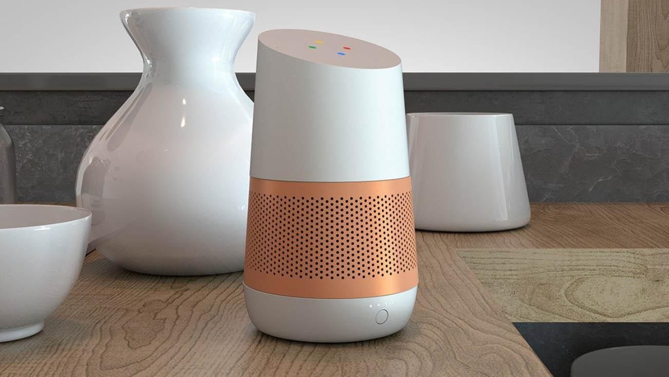 Loft batterij accessoire voor Google Home