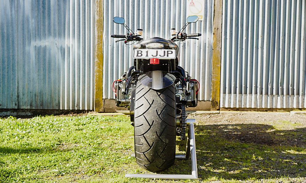 Madboxer custom motor