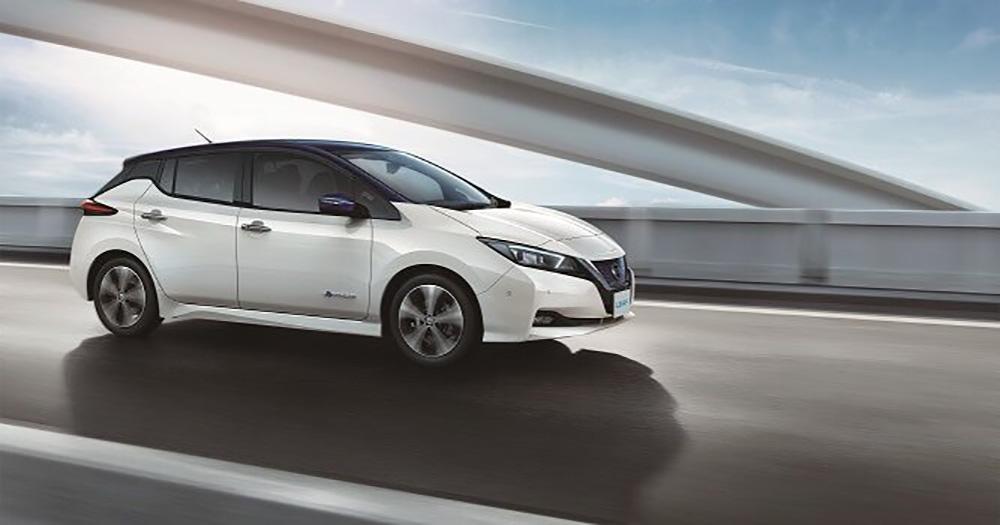 Nissan Leaf 2.ZERO EDITION nieuwe elektrische auto's