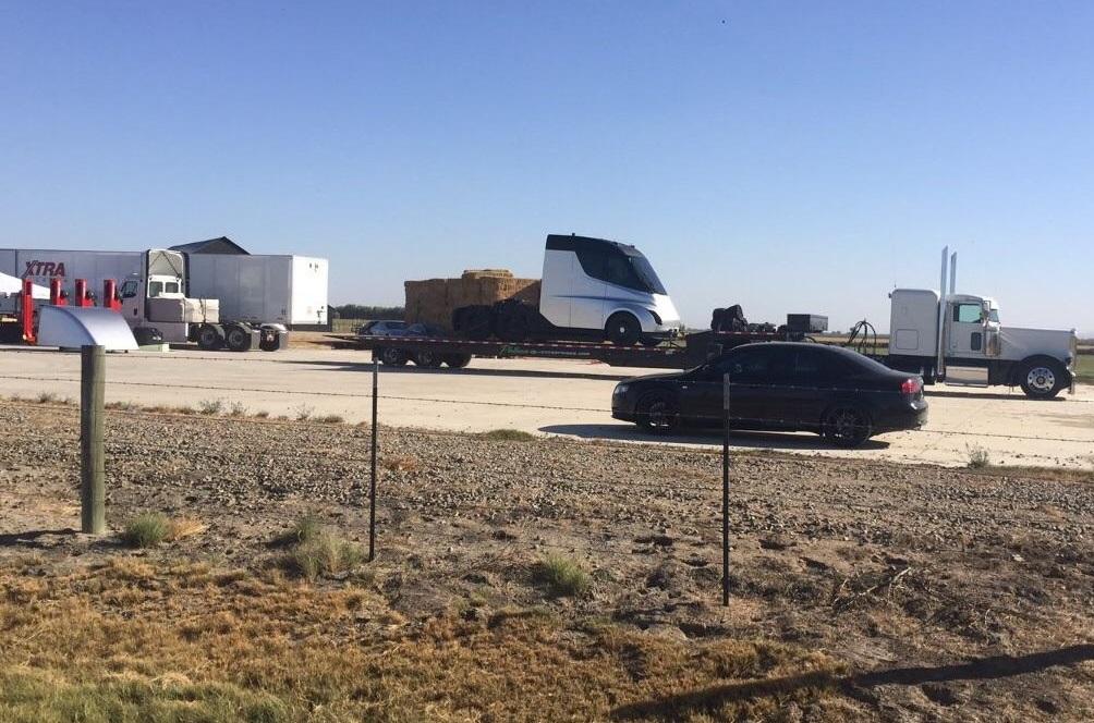 Tesla truck?