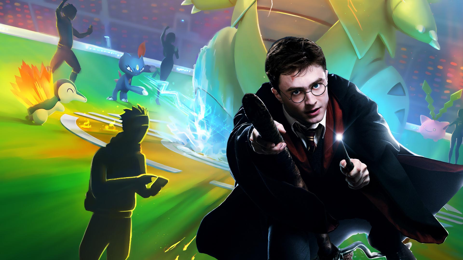 pokemon harry potter wallpaper - photo #25