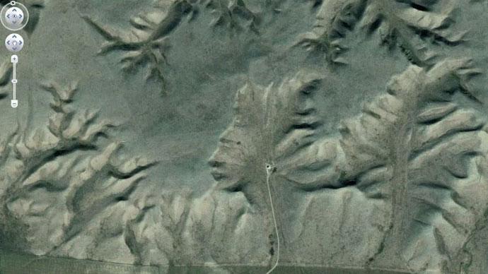 Google Maps Bizarre 9