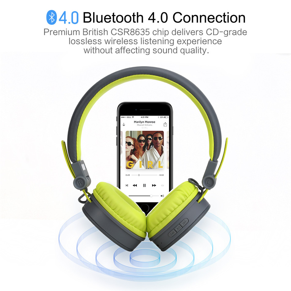 Rock Bluetooth HB10
