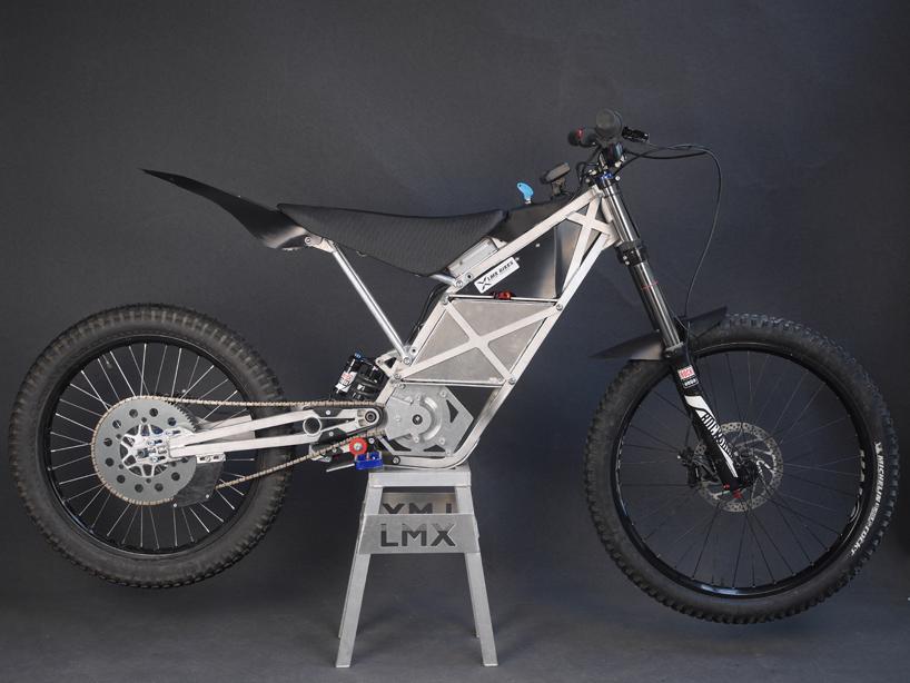 LMX 161 elektrische freefride motor
