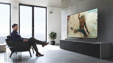 Panasonic OLED LED Televisie