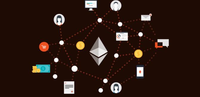 Ethereum Ether Cryptocoin Blockchain