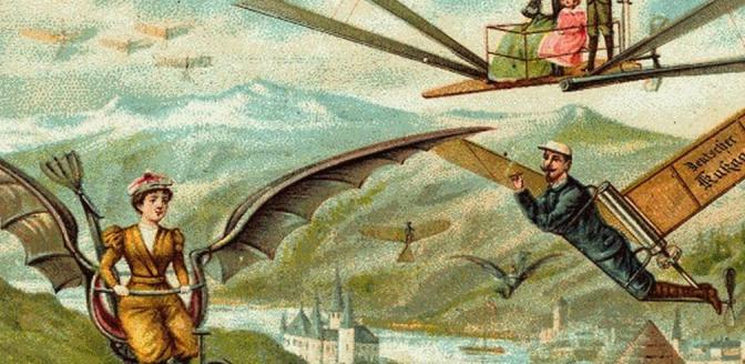 1900 futuristisch