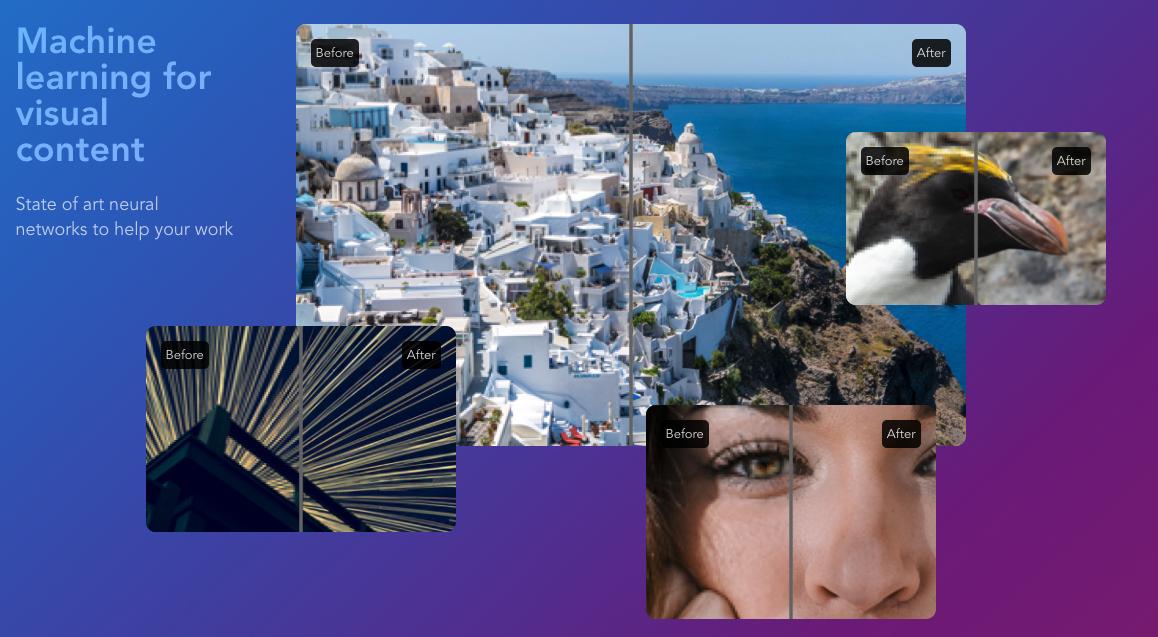 Web tools foto's verbeteren