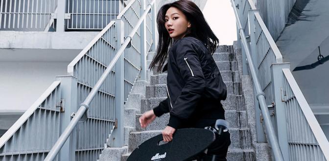 Stairrover Allsport skateboard