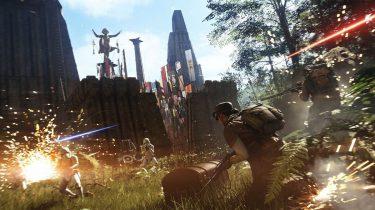 Star Wars Battlefront 2 patch