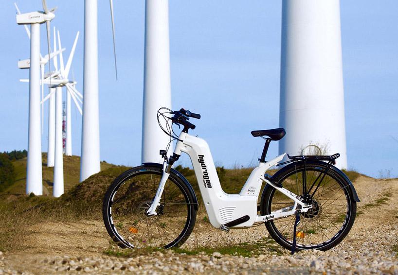 Alpha 2.0 elektrische fiets