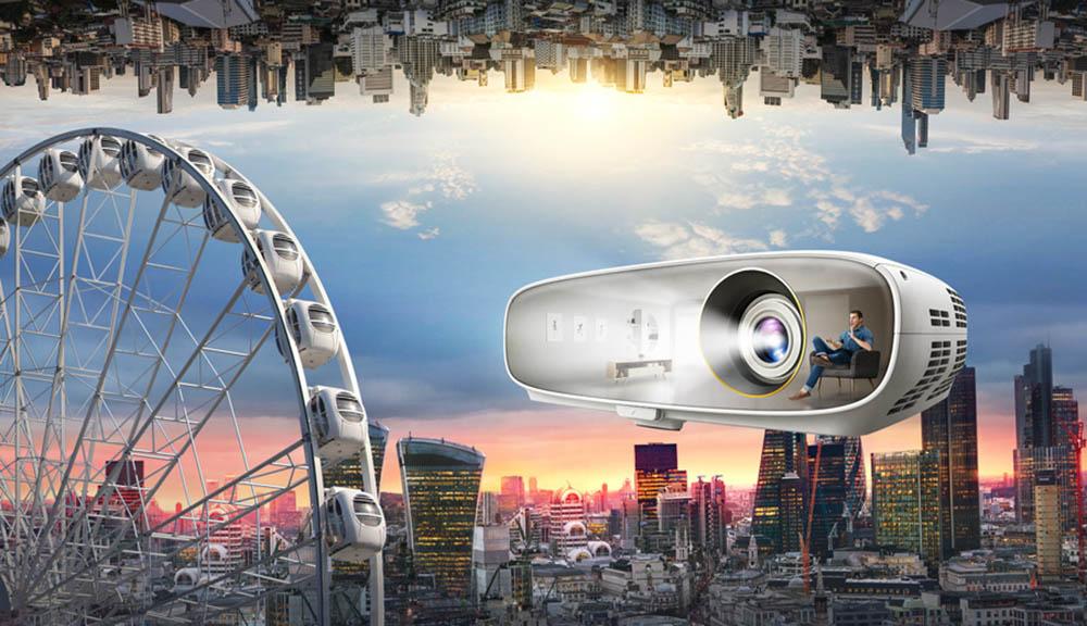 BenQ HT2550 4k HDR beamer