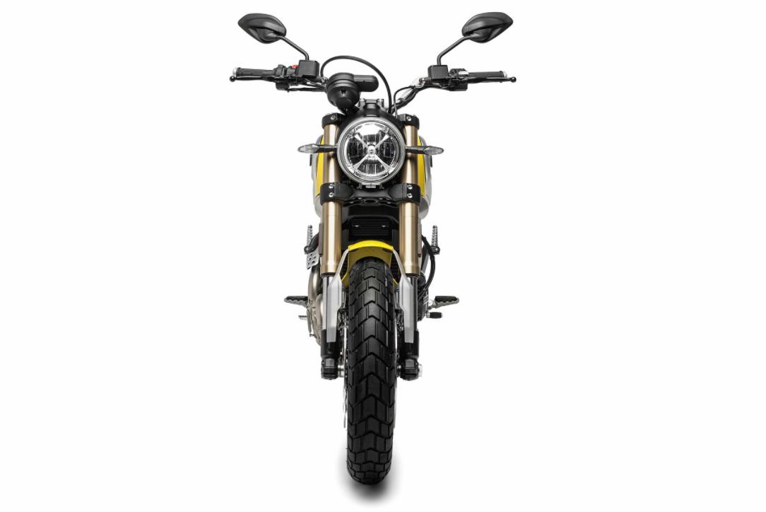 Ducatie Scrambler 1100