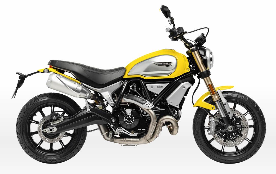 Ducati Scrambler 1100